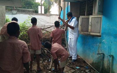 Eluru samithi of West Godavari district (Andhra Pradesh) does Seva