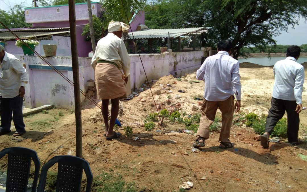 Sullurpet samithi of Nellore district (Andhra Pradesh) does Seva