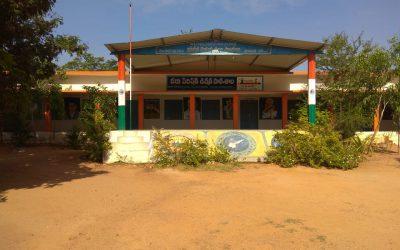 Hindupur samithi of Anantapur district (Andhra Pradesh) does Seva