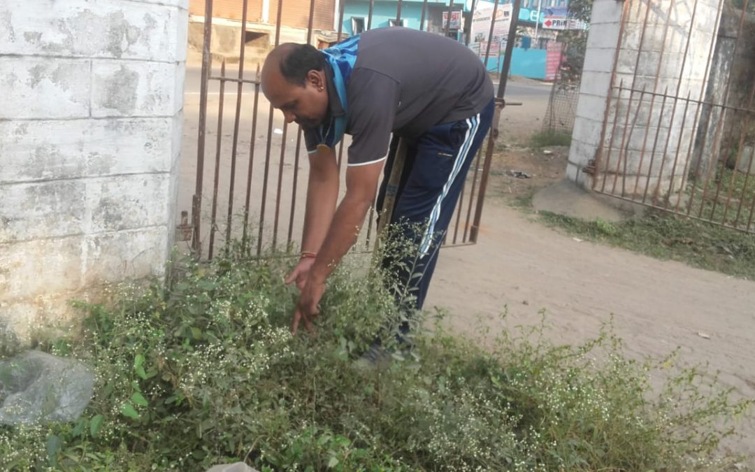 *BETUL samithi of *BETUL district (Madhya Pradesh) does Seva