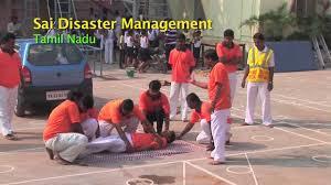 Launch of Disaster Response Guards Program ~ DM Team,SSSSO Tamil Nadu in collaboration with Govt of Tamil Nadu