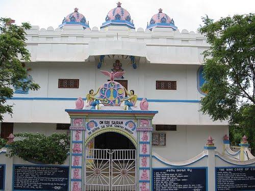 Sathya Sai Mandir, Mallikashpur, Ordisha