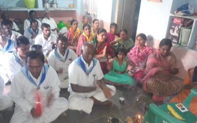 Launching Grama Seva Yagnam-Telangana State-30th Dec 2018