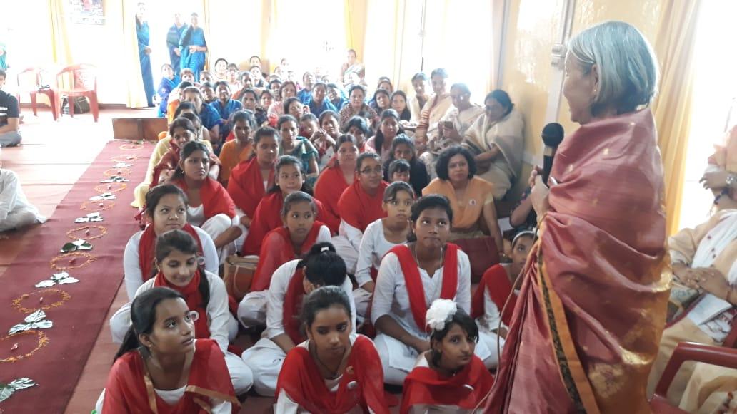 Balvikas students Divine Trip to Shillong -Assam