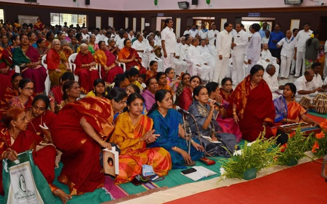 Visit of Shri.R.J.Ratnakar to the Southern District of Tamilnadu-Aug 2019
