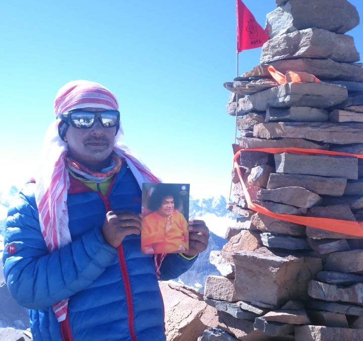 Assamese Mountaineer Climbed an unnamed Peak (6111 mts) in Himachal Pradesh