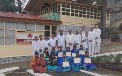 Sri Sathya Sai RVTC –Sai Sruthi-Kodaikanal Valedictory function-Sept 2019