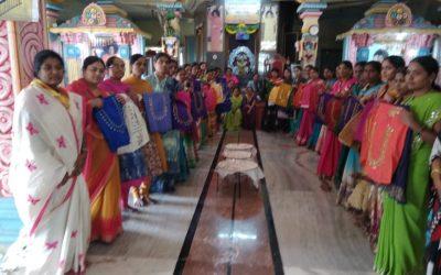 Maggam & Zardosi Training -Nagarkurnool Samithi-Telangana