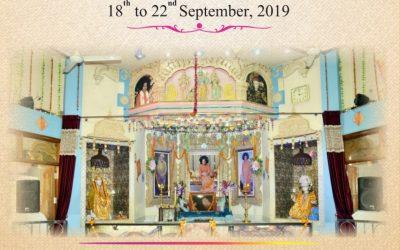85 Hours Akhand Bhajan-Sai Mandir Abohar-Punjab-Sept 2019