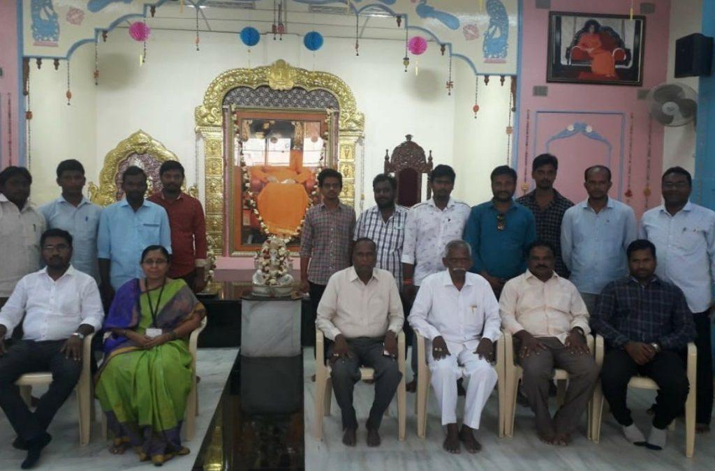 RVTC Graduation day at Chirala Samithi-Andhra Pradesh