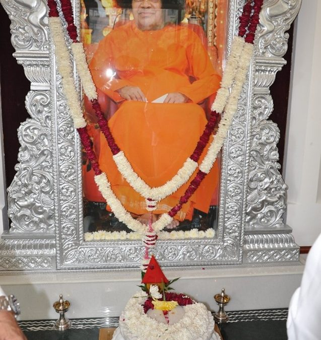 Sri Sathya Sai Baba Divya Paduka Prathistapana-New Delhi-Oct 2019