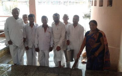 *MULTAI samithi of *BETUL 2 district (Madhya Pradesh) does Seva