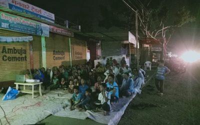 *CHHINDWARA samithi of *CHHINDWARA district (Madhya Pradesh) does Seva