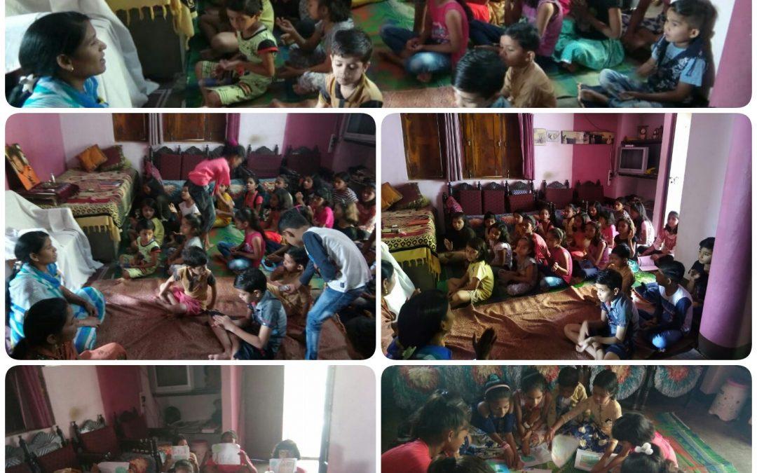 *LALBURRA samithi of *BALAGHAT 2 district (Madhya Pradesh) does Seva