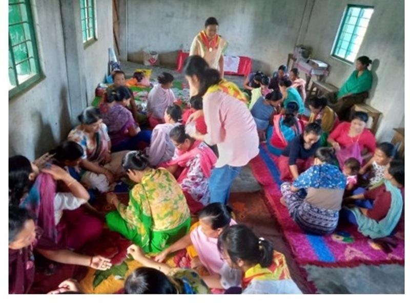 Sri Sathya Sai Seva Organisation-Manipur State Folder