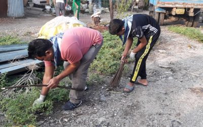 LONGVIEW samithi of DARJEELING(SOUTH) district (West Bengal) does Seva