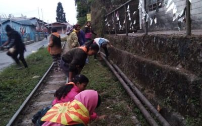 DILARAM samithi of DARJEELING(SOUTH) district (West Bengal) does Seva