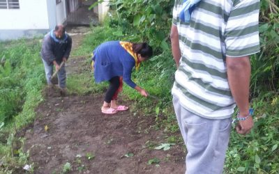 TAKDAH DABAIPANI samithi of DARJEELING(NORTH) district (West Bengal) does Seva