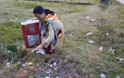 KOLABARI samithi of DARJEELING(SOUTH) district (West Bengal) does Seva