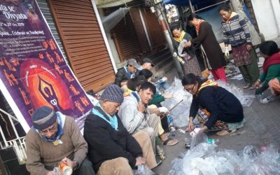 KURSEONG samithi of DARJEELING(SOUTH) district (West Bengal) does Seva