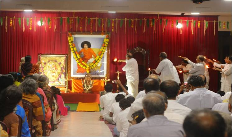 Sri Sathya Sai Birthday Celebrations ~ 85 Hours Akanda Bhajan ~ SSSSO Kerala