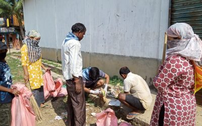 Karimganj samithi of Karimganj district (Assam) does Seva