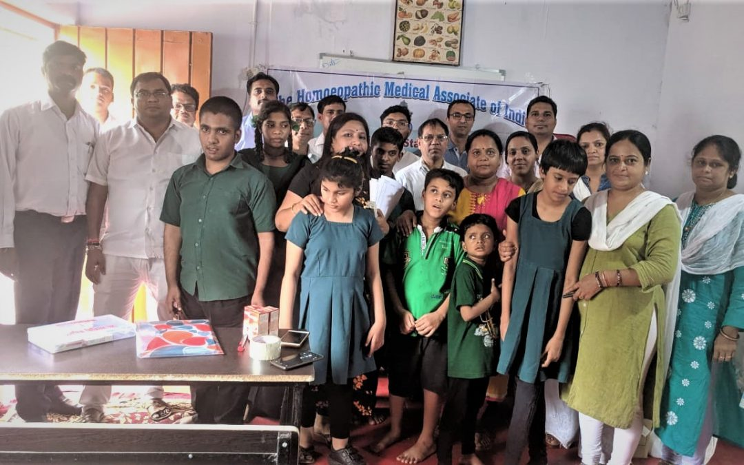 Arpan–A School for Special Children' Adopted by SSS Vidya Jyothi-Bhilai