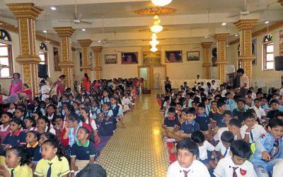 Sai Tarang and Guru Vandanam-Dharmakshetra-Mumbai -Dec 2019
