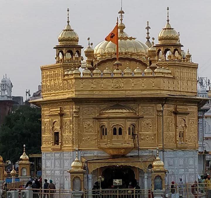Visit of Sri Nimish Pandya & Sri R J Ratnakar-Punjab